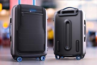 حقيبة السفر الذكية