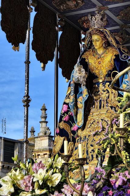 Virgen de los Reyes. Foto Danilo Tarantino.