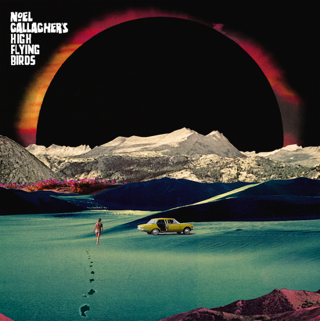 Noel Gallagher's High Flying Birds' third studio album, 'Who Built The Moon?' is out Friday 24th November.