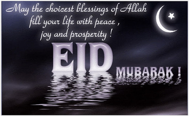 Eid Greetings Quotes