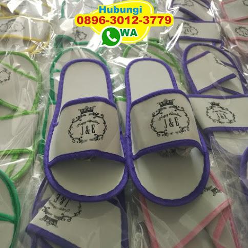 harga grosir sandal hotel wonosobo eceran 50558