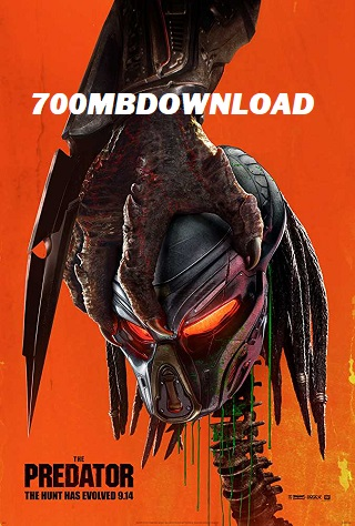 The Predator 2018 English 900MB WEB-DL ESubs 720p