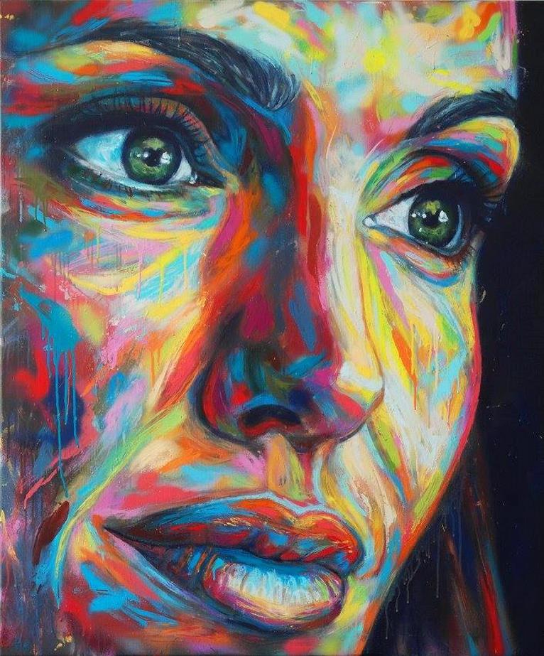 Pintura Moderna y Fotografía Artística : Expresiones ...