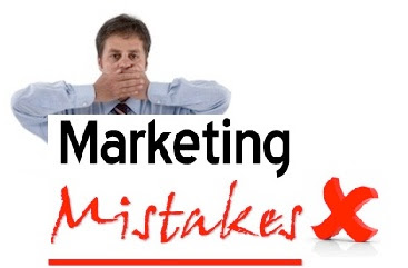 Small business marketing mistake