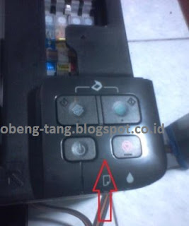 Cara Bongkar Casing Printer Epson TX121