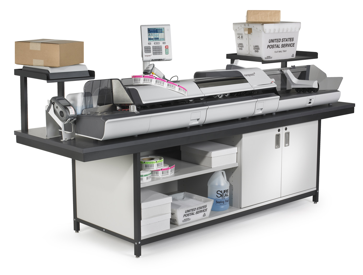 Mailing System Machines That Work Magic