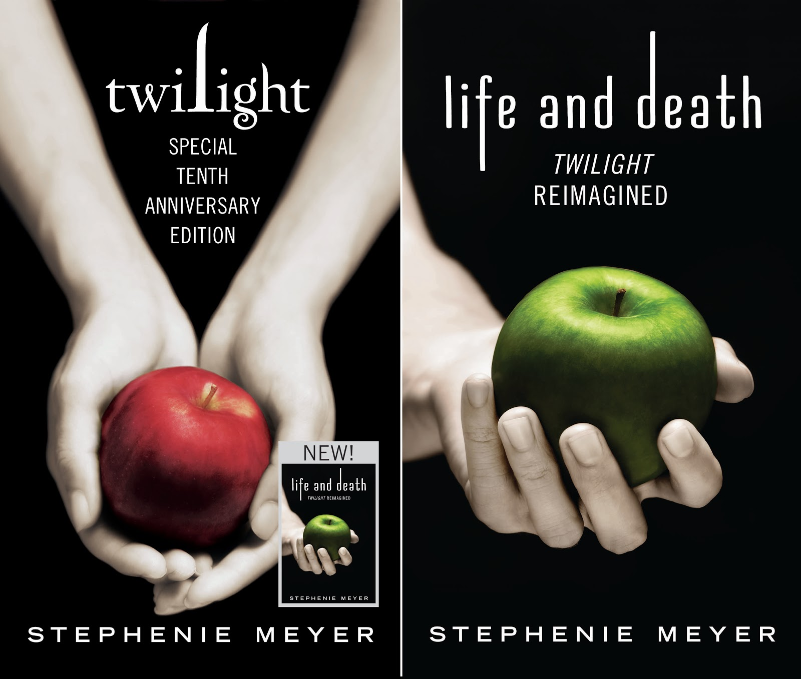 Twilight - Life & Death by Stephenie Meyer