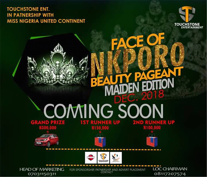 Face Of Nkporo Beauty Pageant
