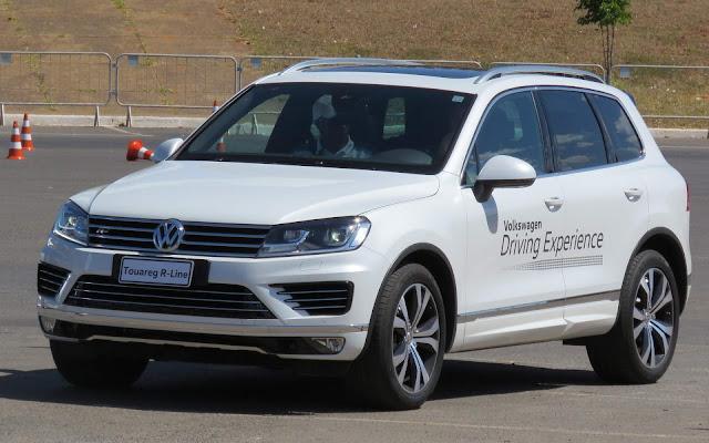 VW Touareg V8 FSI