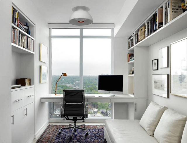 best modern home office furniture high quality for small spaces