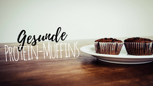 Yummy, I got love in my tummy: Protein-Muffins!