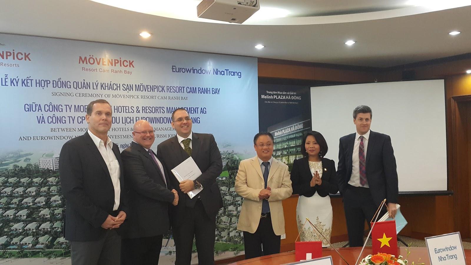 Giới thiệu chủ đầu tư dự án biệt thự Movenpick Nha Trang