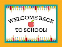 Welcome Back to School - tips, resources and more to help you get off to a great start.