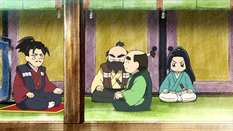 Nobunaga no Shinobi Episode 9 Subtitle Indonesia