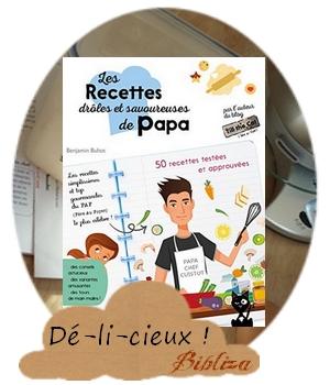 recette drôles savoureuses Papa Till Cat Buhot avis chronique critique blog
