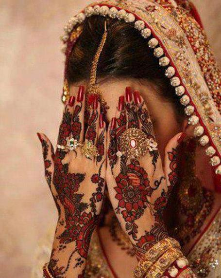 Designer Planet:Muslim Bridal Makeup