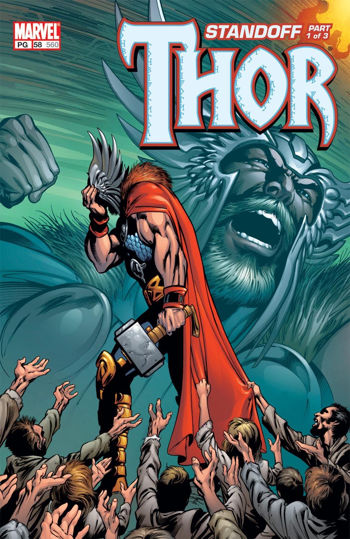 Thor (1998) Issue #58 #59 - English 1