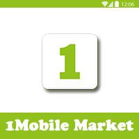 تحميل ون موبايل ماركت  للسامسونج  2017 , 1mobile market Samsung download