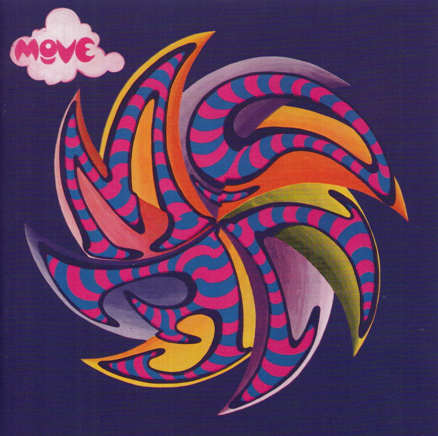 The Move Move 1968 Review It S Psychedelic Baby Magazine