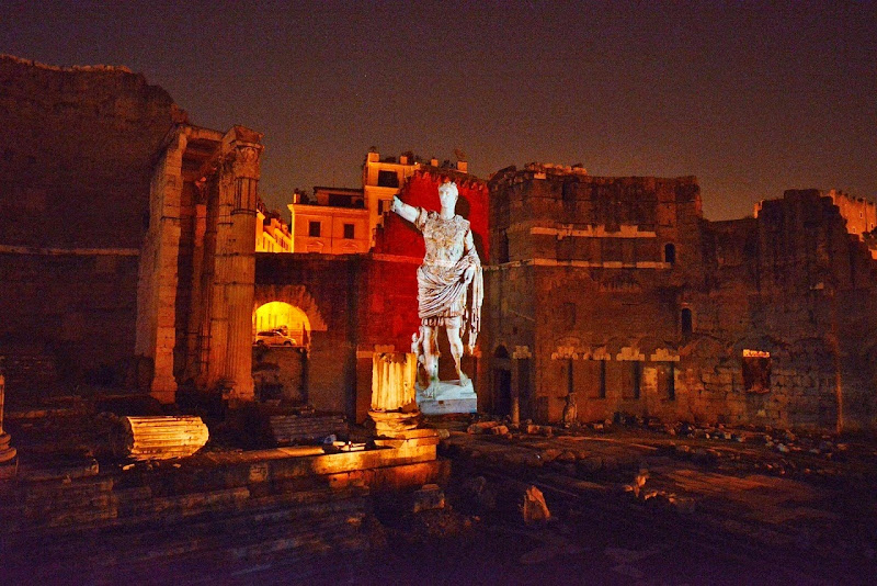 'Forum of Caesar: as it was in antiquity' premieres in Rome