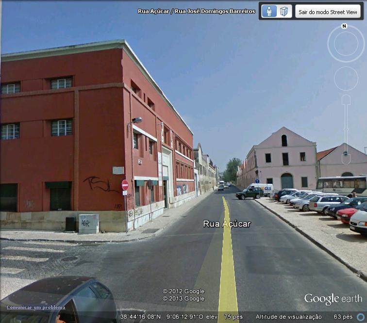 rua do açucar lisboa mapa RUAS DE LISBOA ALGUMA HISTÓRIA: RUA DO AÇÚCAR [ XI ] rua do açucar lisboa mapa