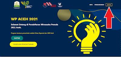 Cara Daftar Bantuan Modal UMKM Aceh tahun 2021