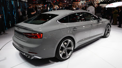 Audi S5 Sportback 2018 Review, Specs, Price