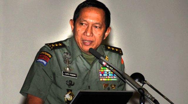 Jenderal Suryo Prabowo Di Blacklist Singapura, TNI Protes Keras