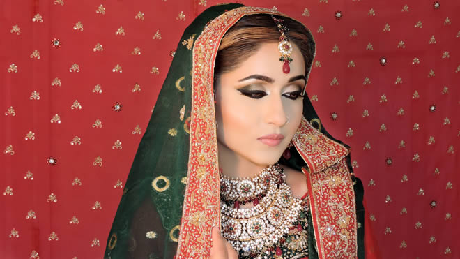 VPakistani Wedding Dresses, Bridal Wears Fashion Weeks, Pakistani Dresses, Pakistan Fashion Women's Fashion, Women's Trends Women Dresses Wedding Makeup To Look Nice And Sensually Delightful