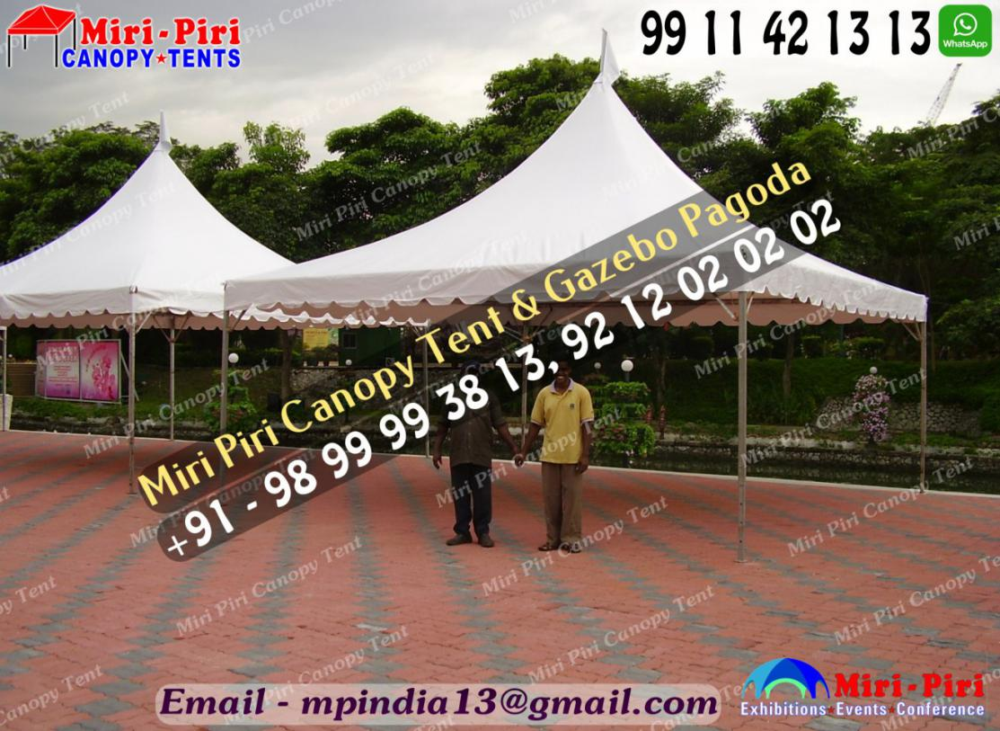 Pagoda Tents Manufacturers in Delhi Pagoda Tents Suppliers in Delhi Portable Gazebo Tent & Indoor 2 Outdoor - Umbrellas Parasols Canopy Tents Gazebo ...