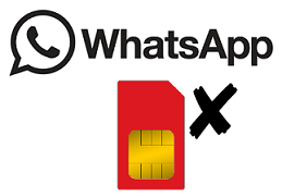 WhatsApp Without SIM number