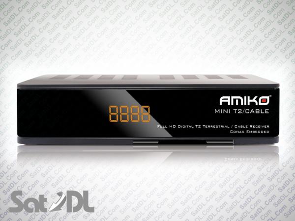 NOVA ATUALIZAÇÃO AMIKO MINI HD T2C V1.5.52 - 26-02-2016