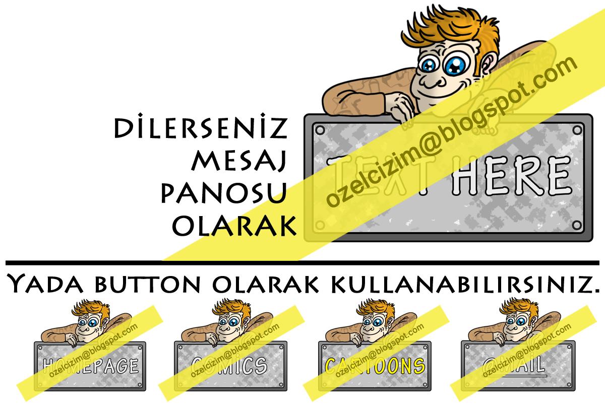mesaj panosu,board,button,tuş