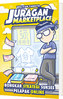 Cara Pesan Buku Juragan Marketplace