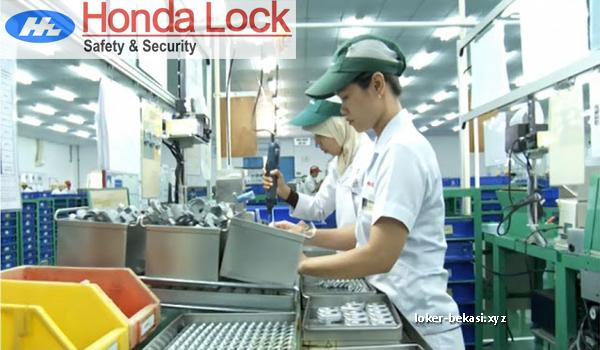 PT. Honda Lock Indonesia Buka Lowongan Kerja Bulan November 2017
