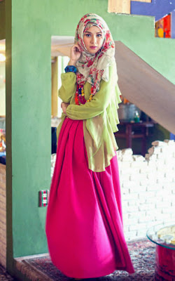 Kumpulan Model Baju Muslim Terbaik Dan Terpopuler 20 Desain Baju