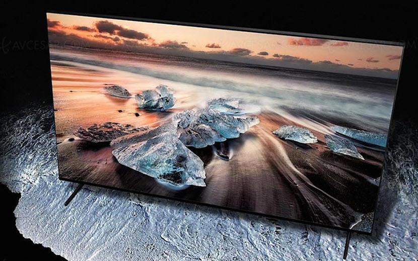 سامسونج تكشف عن تلفاز QLED بدقة 8K سيتوفر للشراء في الشهر المقبل