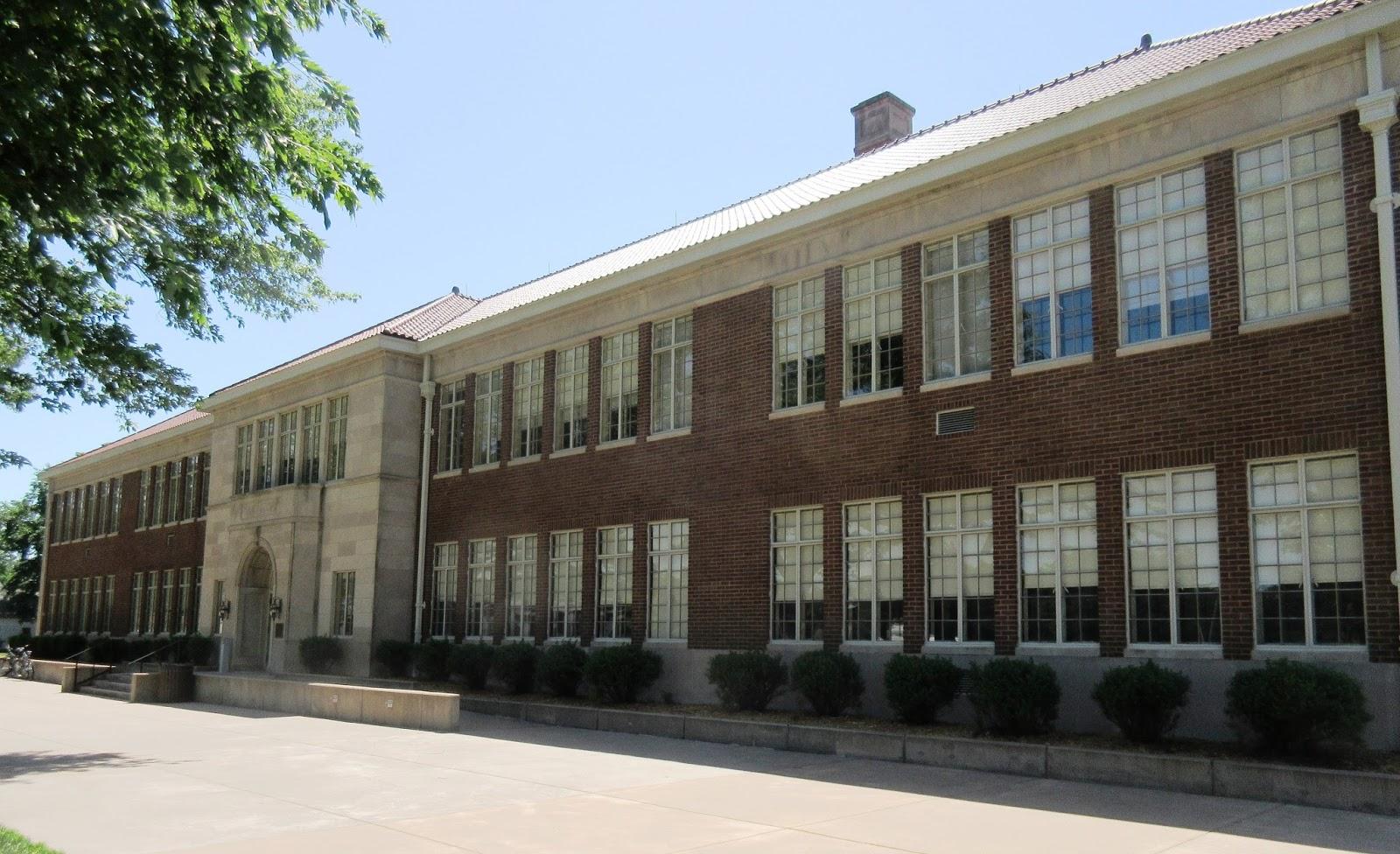 Souvenir Chronicles: TOPEKA, KANSAS: MONROE SCHOOL AND ...