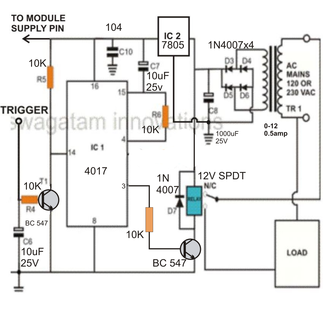 Make A Hi End Rf Remote Control Circuit