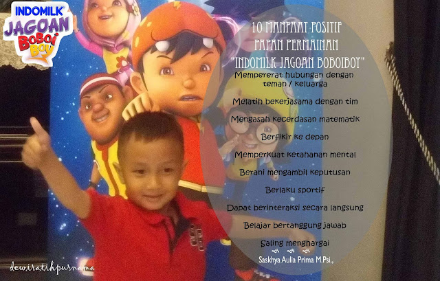 Indomilk Jagoan BoBoiBoy