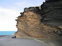 Image of Los Hervideros, Needles of Rock. Lanzarote