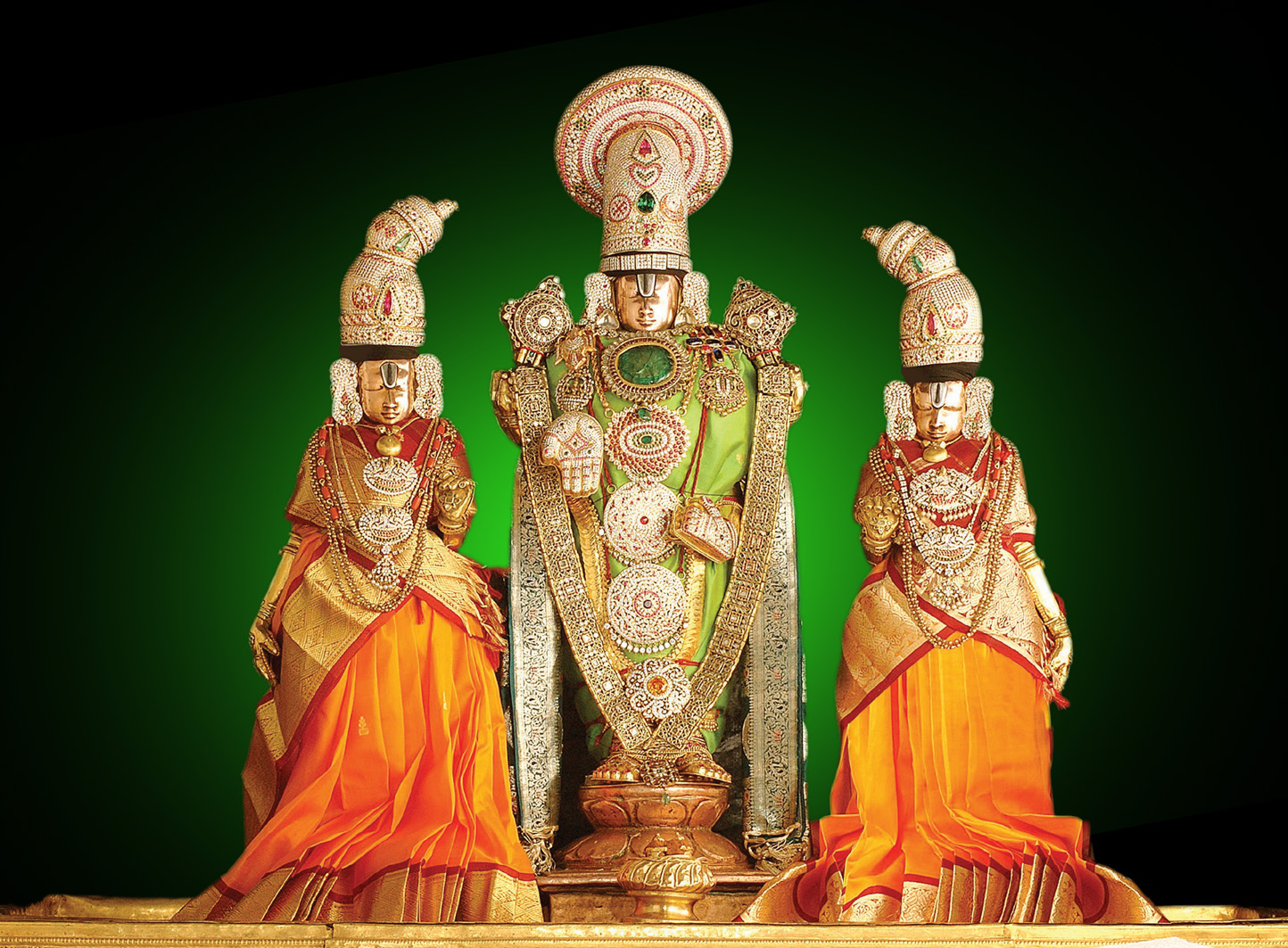 Image result for sri balaji WITH SRI DEVI AND BHOODEVI  png