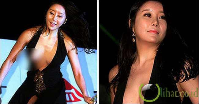 Gaun Kontroversial Ha Na Kyung