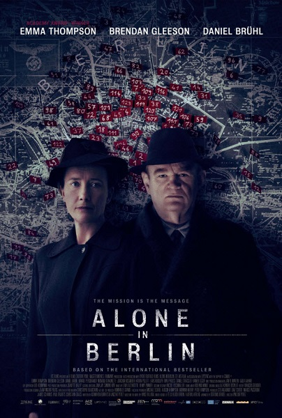 Film Alone In Berlin 2017 Bioskop