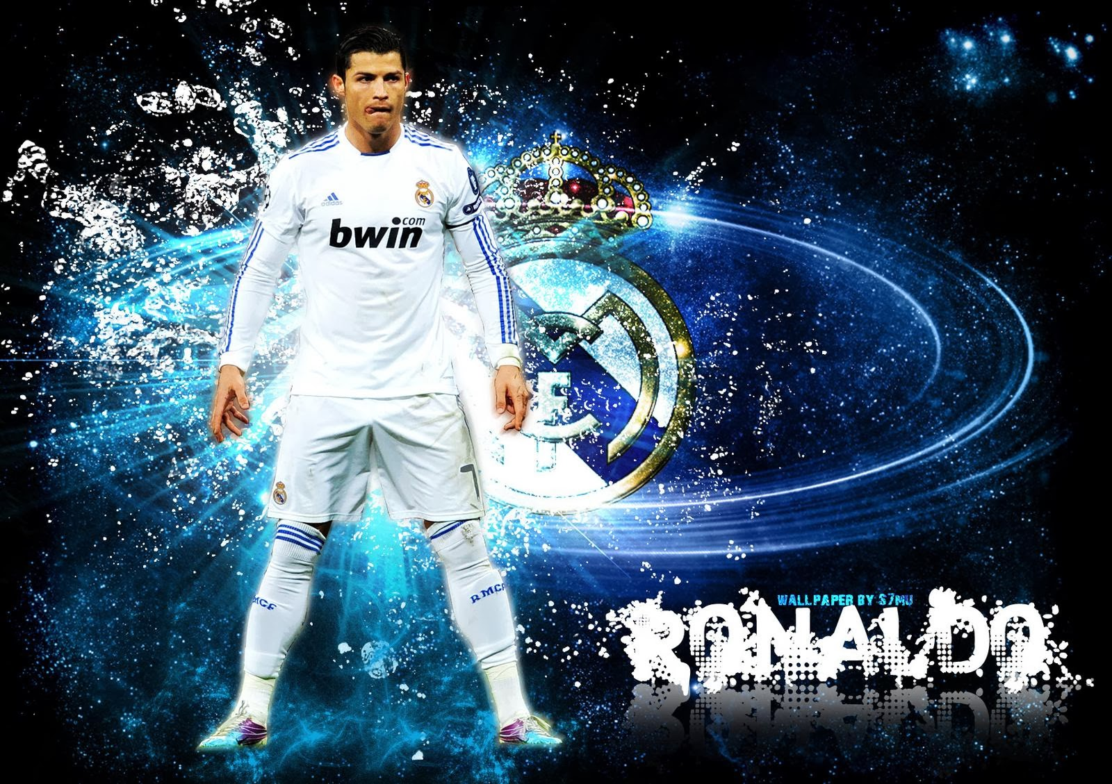 Wallpapers De Cristiano Ronaldo: Football HQ Wallpapers: February 2014