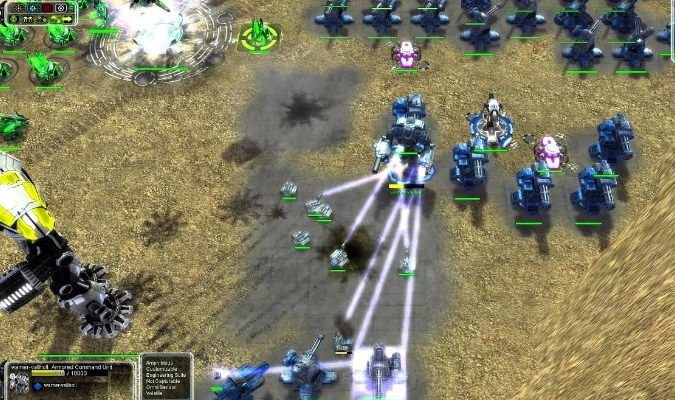 Game RTS PC - Supreme Commander