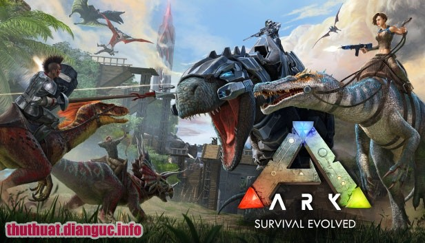 Download ARK: Survival Evolved Full Crack Fshare
