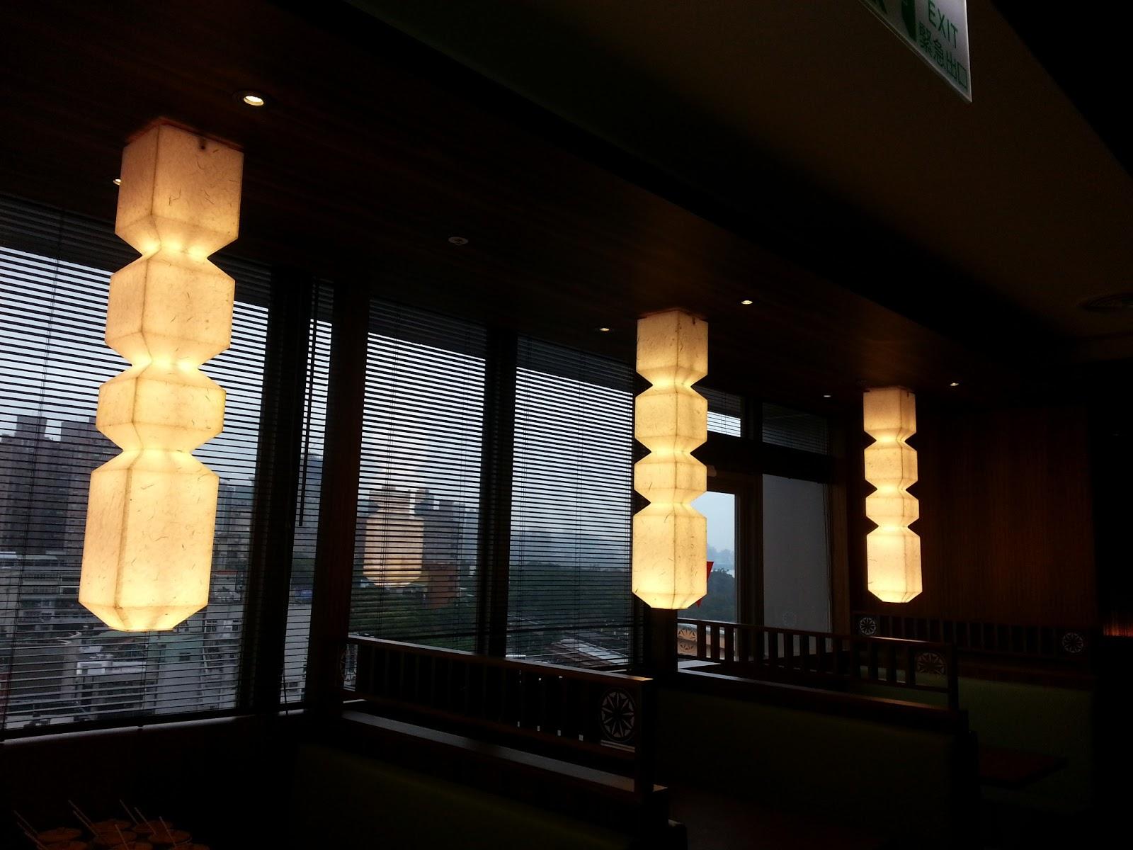 Dinli Lighting 鼎立燈飾有限公司 - 專業訂製燈具: 訂製室內餐廳燈具@勝博殿淡水店