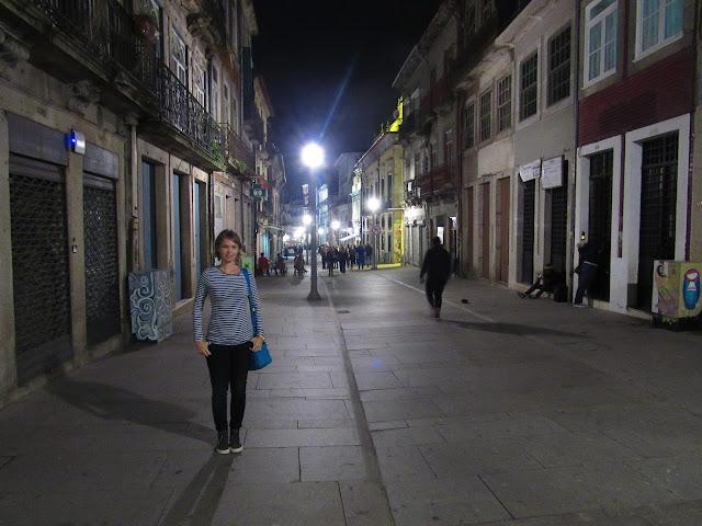 O que ver no Porto, Portugal Rua das Flores