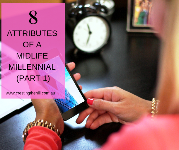 Midlifers are becoming the new Millennials - here's 8 attributes we have in common with them